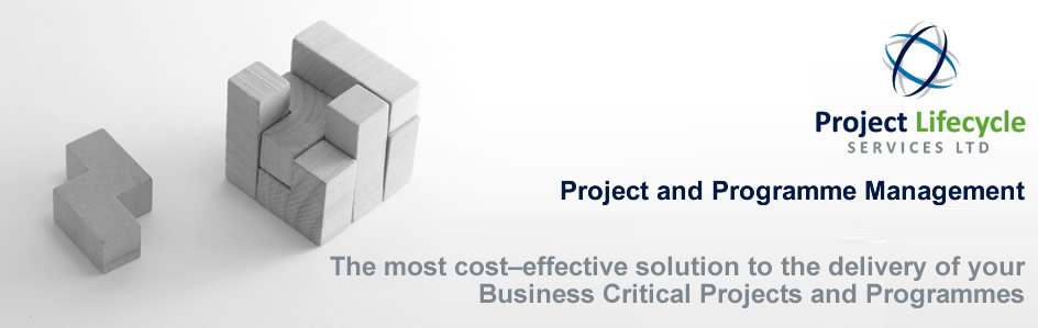 Project Lifecycle Services Ltd - Project and Programme Management - The most cost effective solution to the delivery of your business critical projects and programmes